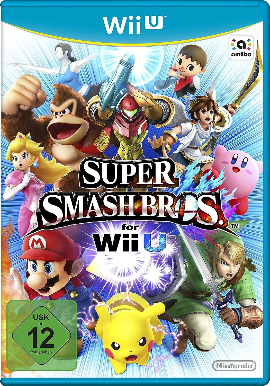 Super Smash Bros. for Wii U: Nintendo Wii U: Amazon.de: Games