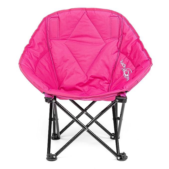 Amazon.com: Lucky Bums - Silla plegable para niños (tamaño ...