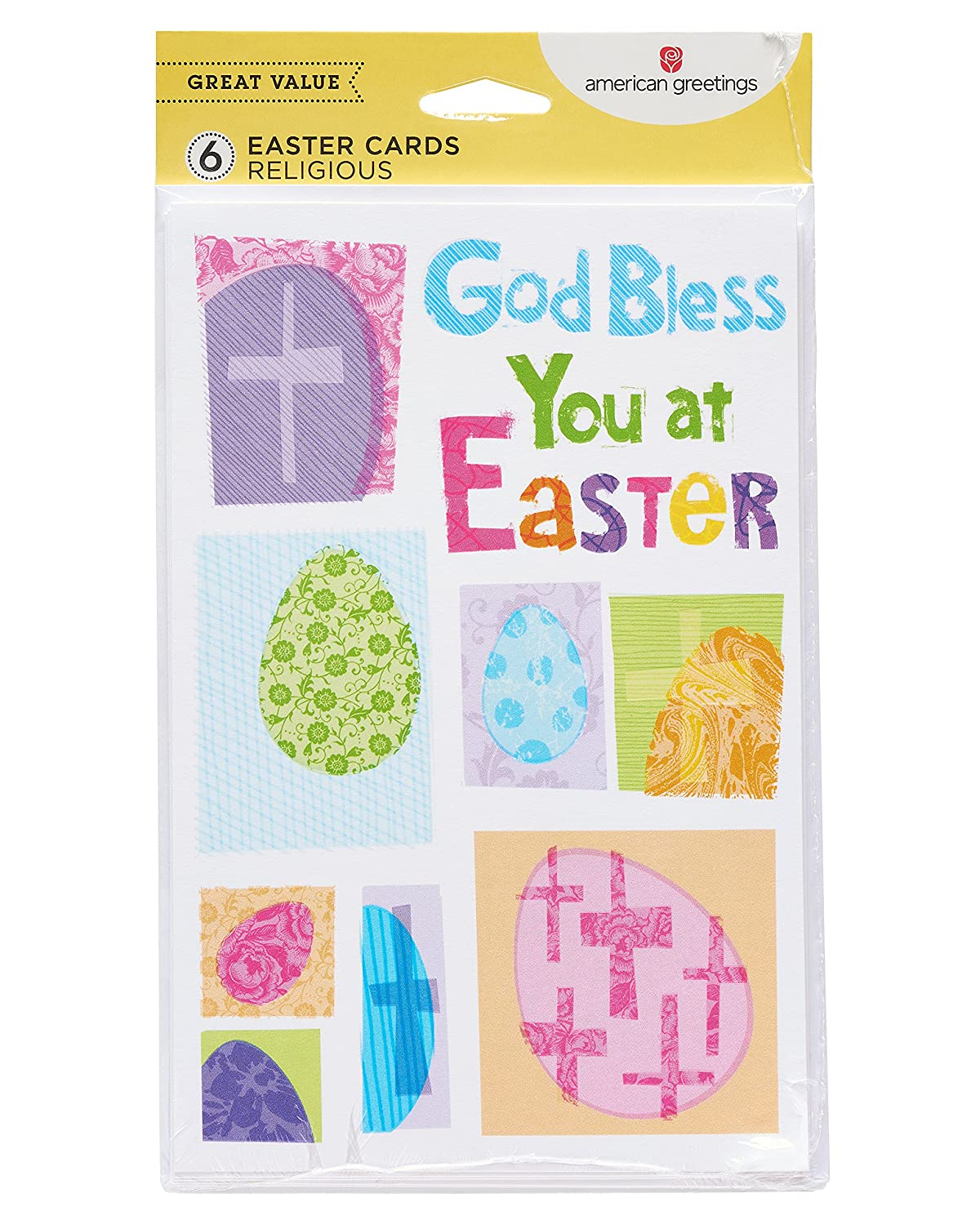 Amazon American Greetings Religious God Bless Easter Card 6