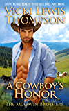 A Cowboy's Honor (The McGavin Brothers Book 2)