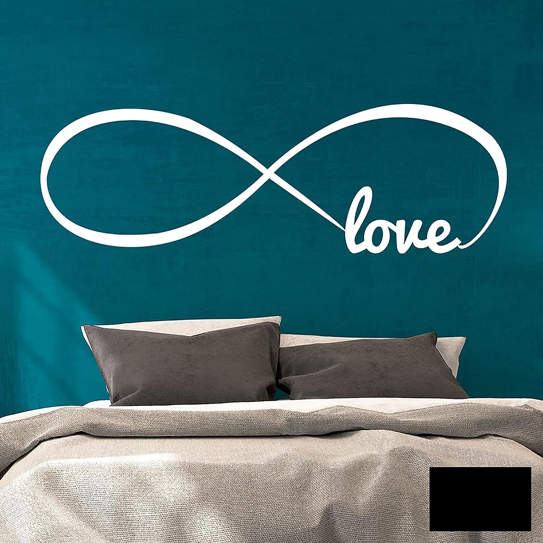Graz Design - Adhesivo Decorativo para Pared Infinitas Amor ...