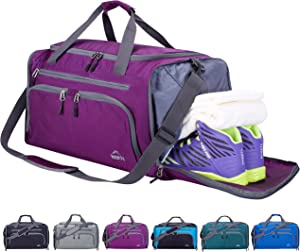 Win A Free Venture Pal Packable Sports Gym Bag with Wet Pocket &amp