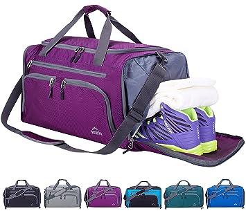 Amazon.com: Venture Pal Bolsa de gimnasio para deportes ...