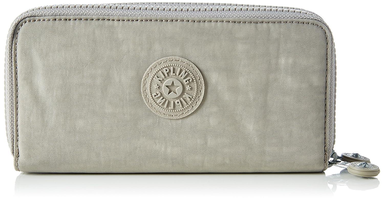 Kipling Uzario, Billetera para Mujer, 10x18.5x3.5 cm