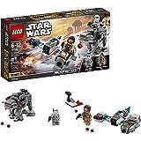 LEGO Star Wars Ski Speeder vs. First Order Walker Mic 75195