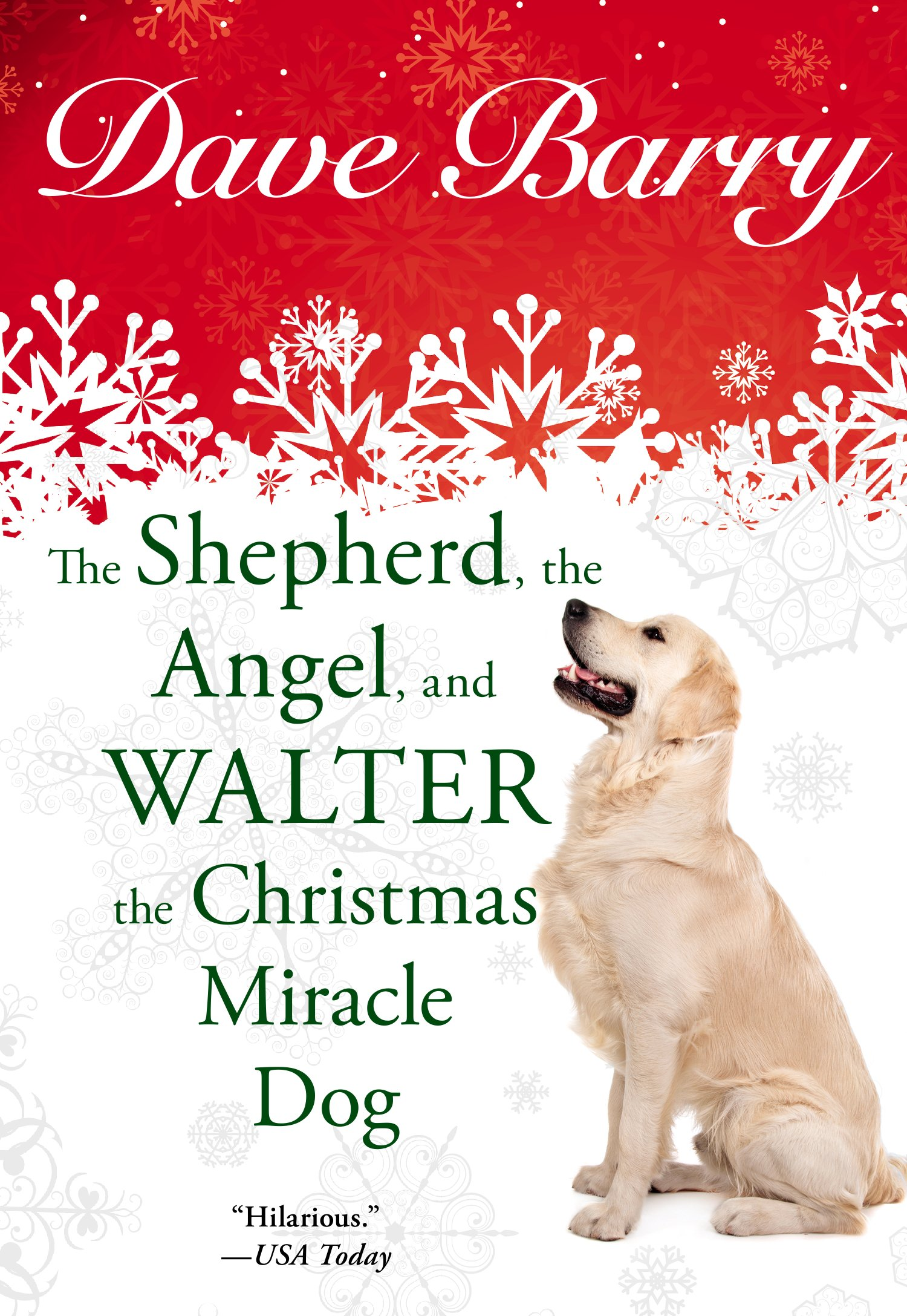 Download The Shepherd, the Angel, and Walter the Christmas Miracle Dog pdf epub