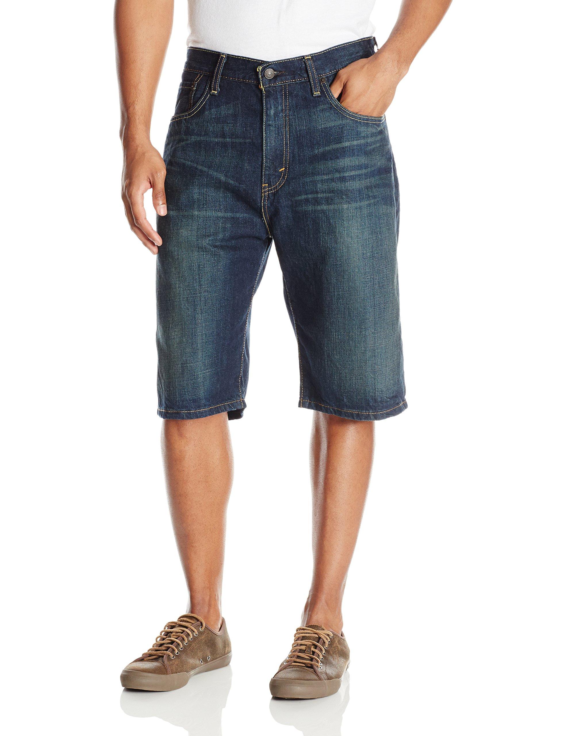 Levi's Men's 569 Loose Straight Short, Springstein Short, 36