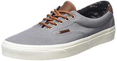 Era 59 Women US 8 Gray Skate Shoe
