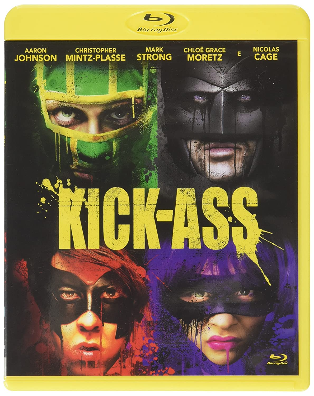 Kick-ass [Italia] [Blu-ray]: Amazon.es: Nicolas Cage, Dexter ...