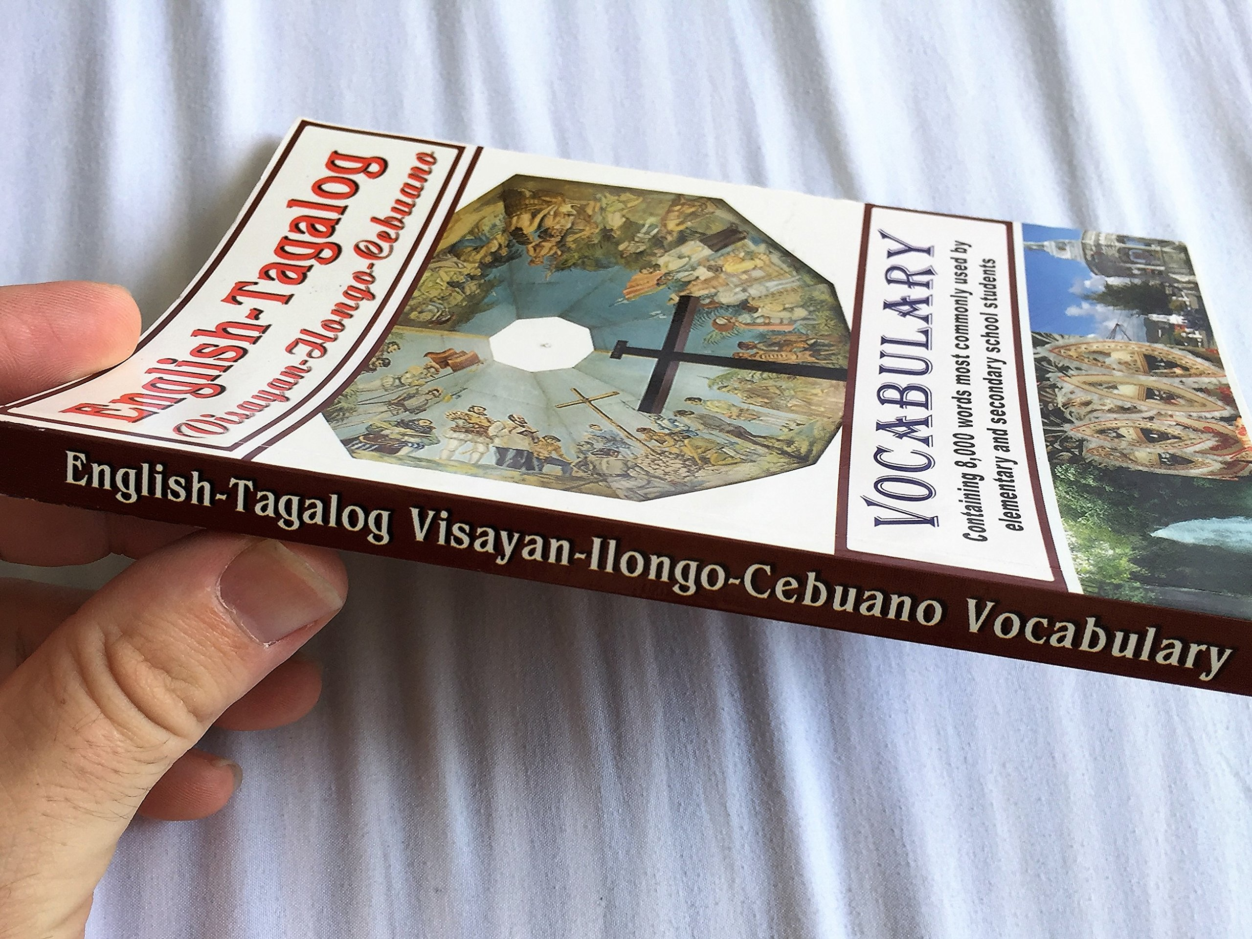 Knitting Meaning In Tagalog : English tagalog visayan dictionary philippine books