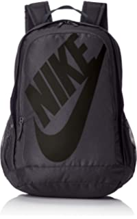 4f89b66499 Nike 25 Ltrs Dark Grey Dark Grey Black School Backpack (BA5217-021