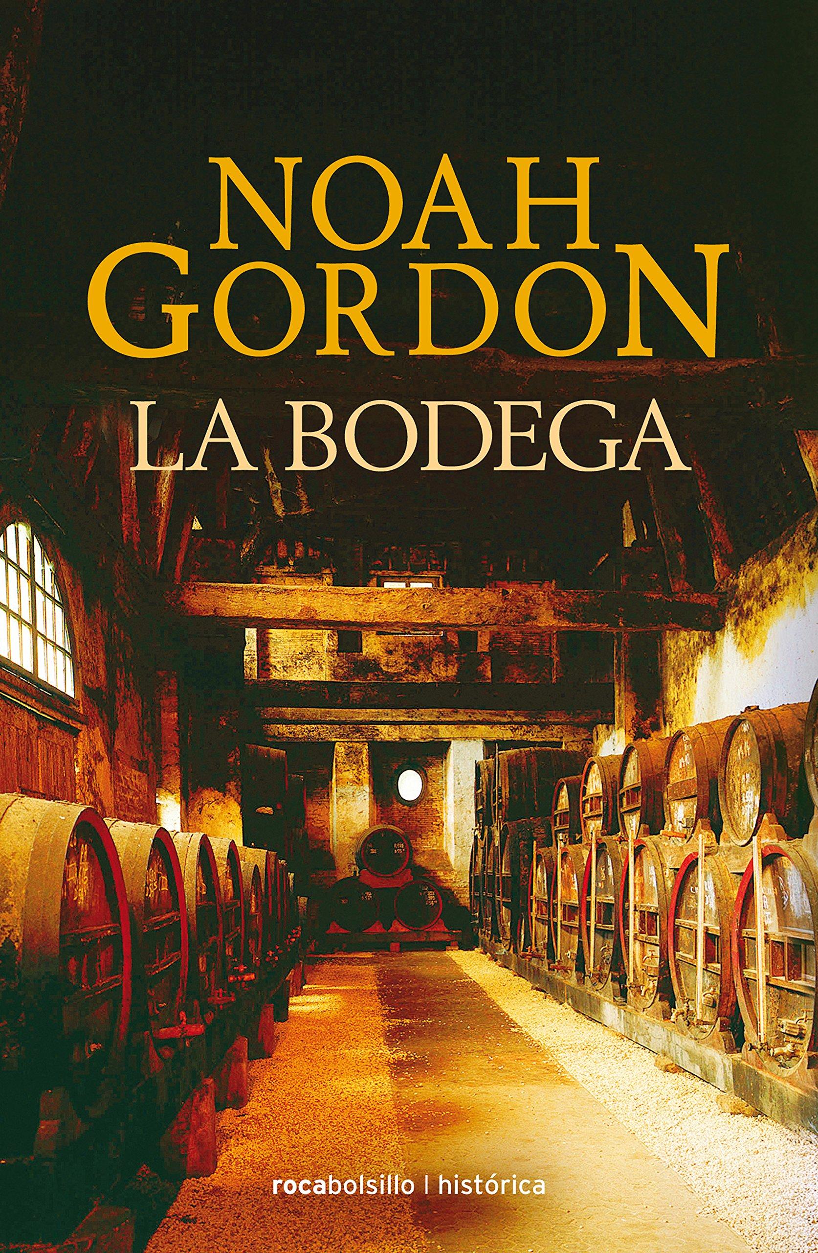 Follow the Author. Noah Gordon