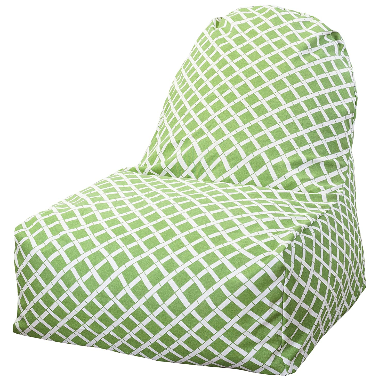 Amazon Majestic Home Goods Kick It Chair Bamboo Sage