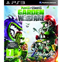 Plants Vs Zombies Garden Warfare (PS3)