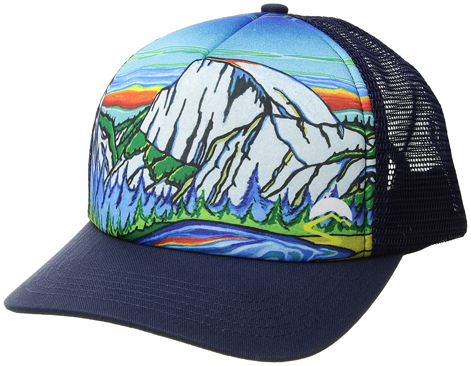 1b25b12f Amazon.com: Sunday Afternoons Adult Northwest Trucker Cap, Coastal Spruce,  One Size: Clothing