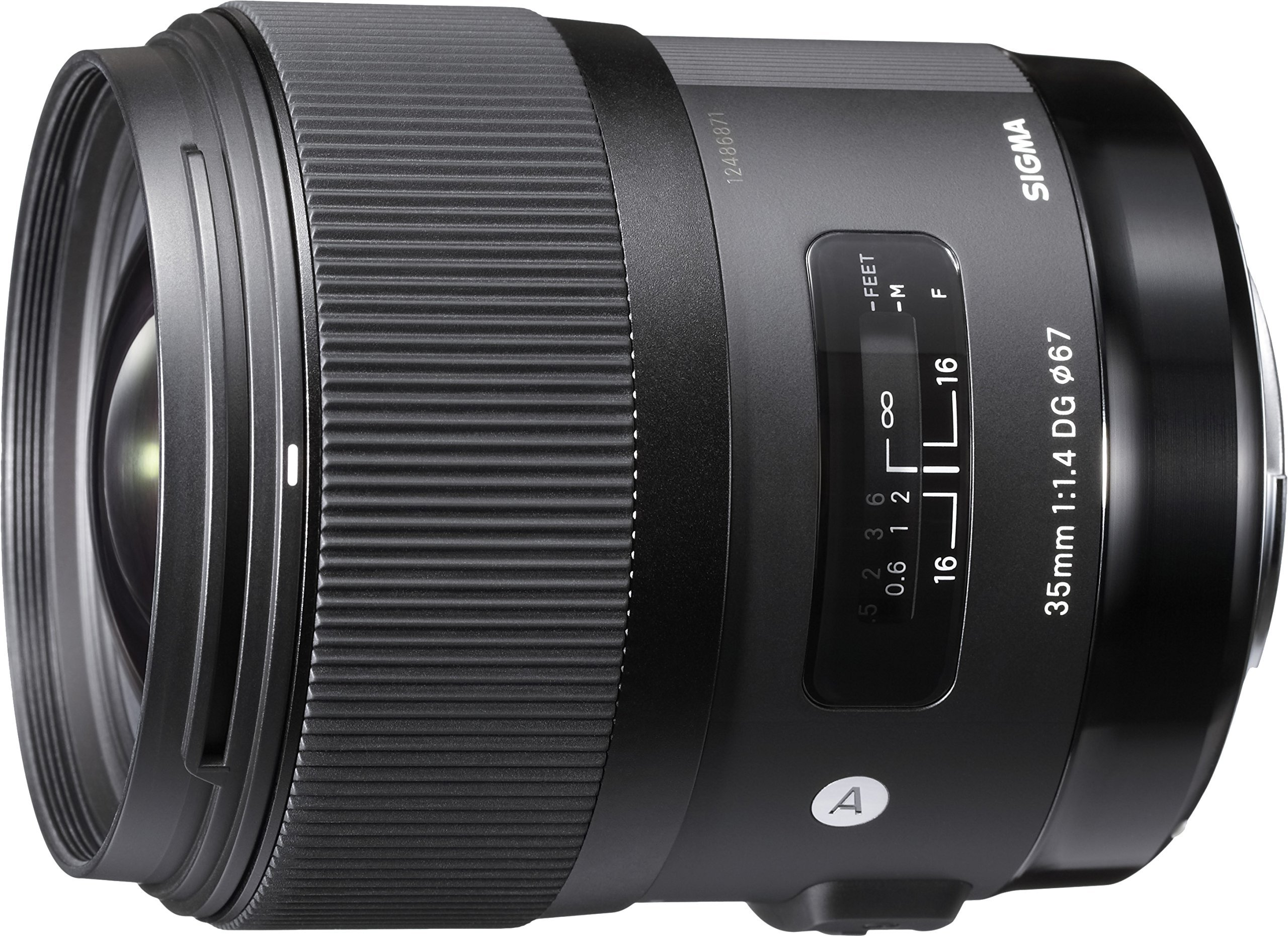 Sigma 35mm F1.4 Art DG HSM Lens for Canon by Sigma
