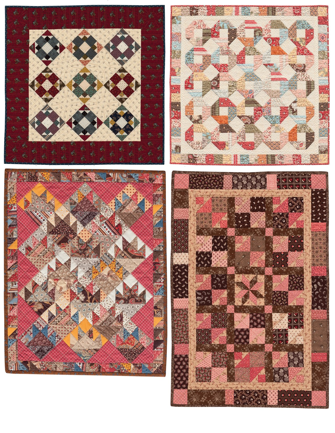 101 Fabulous Small Quilts (That Patchwork Place): Amazon.de: That Patchwork  Place: Fremdsprachige Bücher