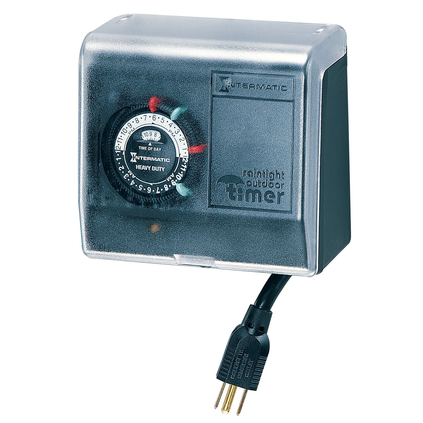 Intermatic P1101 15 Amps Outdoor Pool Timer (Renewed) by Intermatic