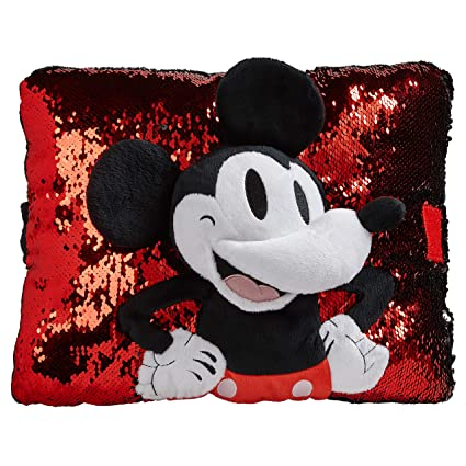 Amazon.com: Almohada para mascotas Disney 90 aniversario ...