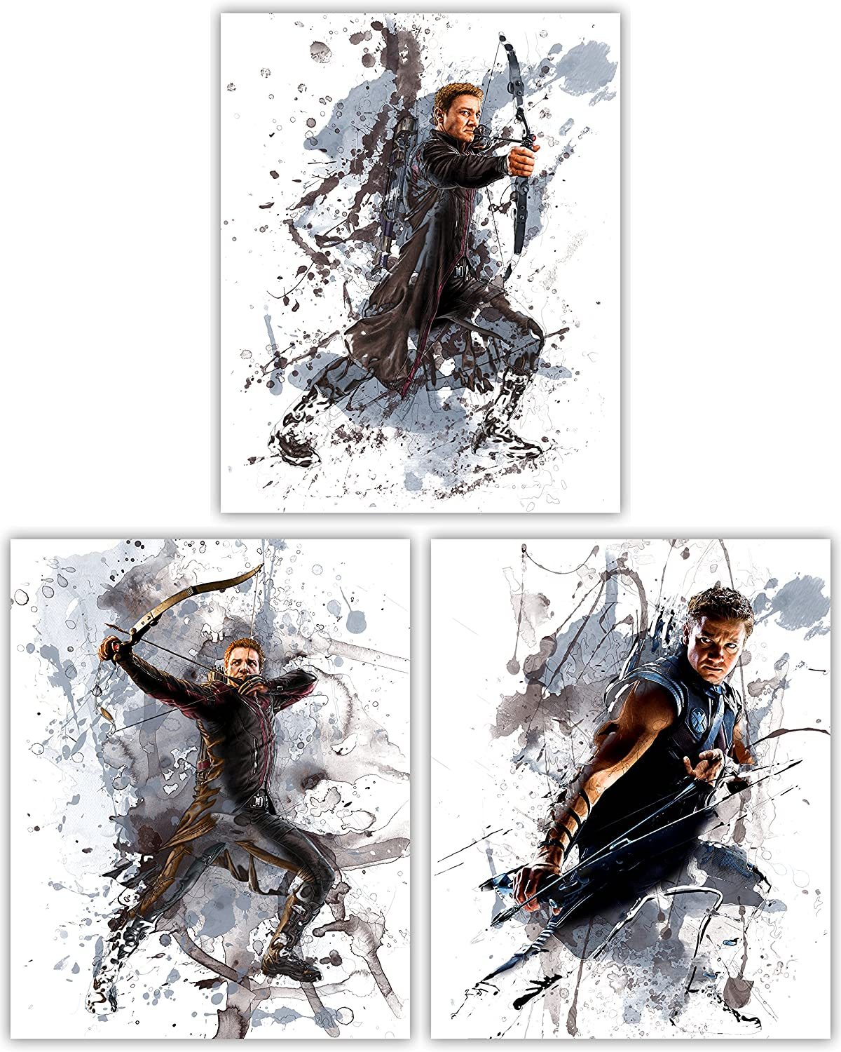 Great Gift Idea HWC Trading Jeremy Renner Signed A4 Printed Autograph Hawkeye The Avengers Print Photo Picture Display