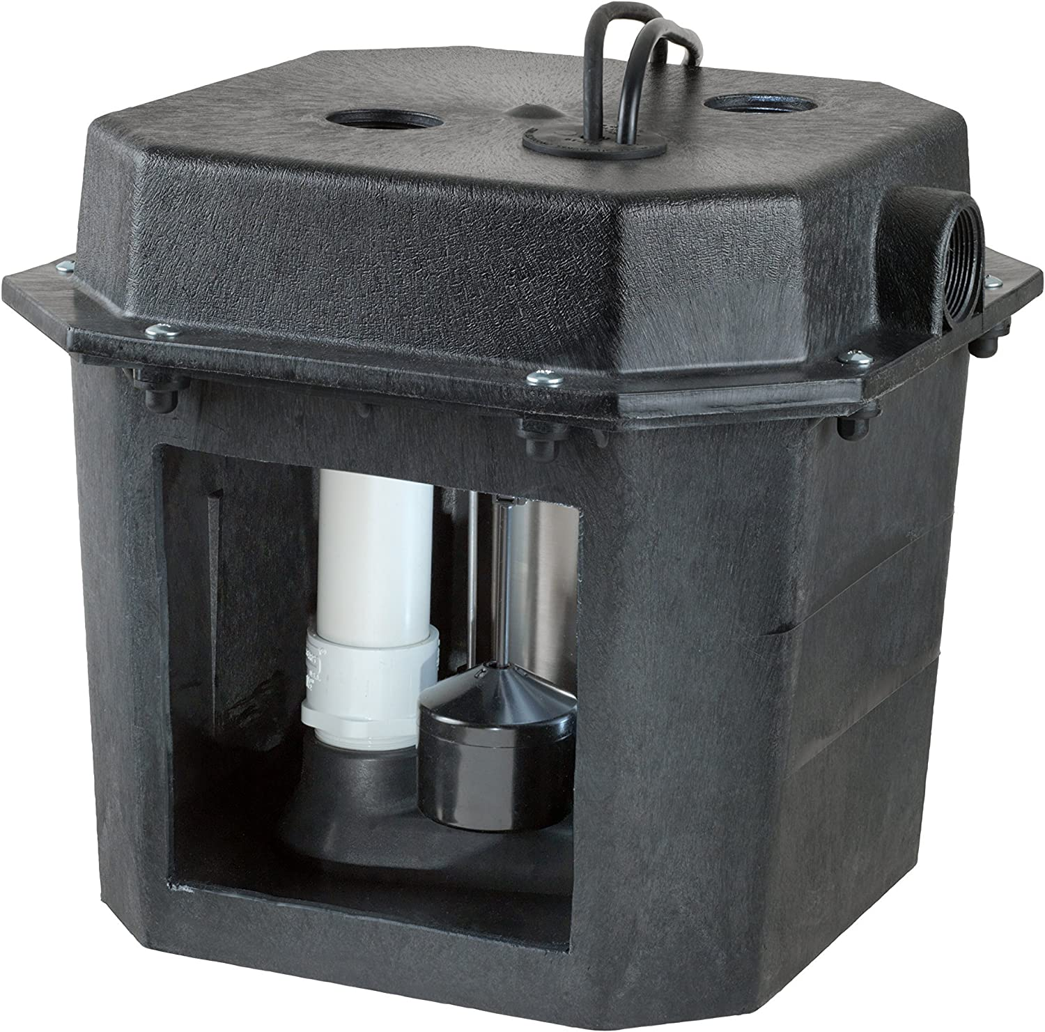 Blue Angel Pumps SSF33SDP 1/3 Hp Drain/Sump/Laundry Pump Preassembled Packaged System