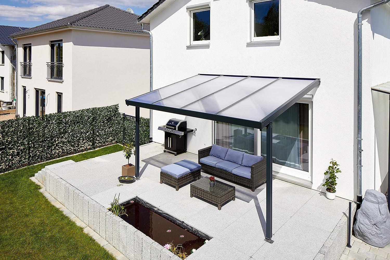 Gutta Premium - Techo para terraza con planchas alveolares de ...