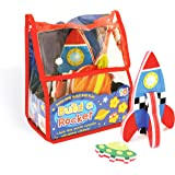 Meadow Kids Build a Rocket Bath Toy
