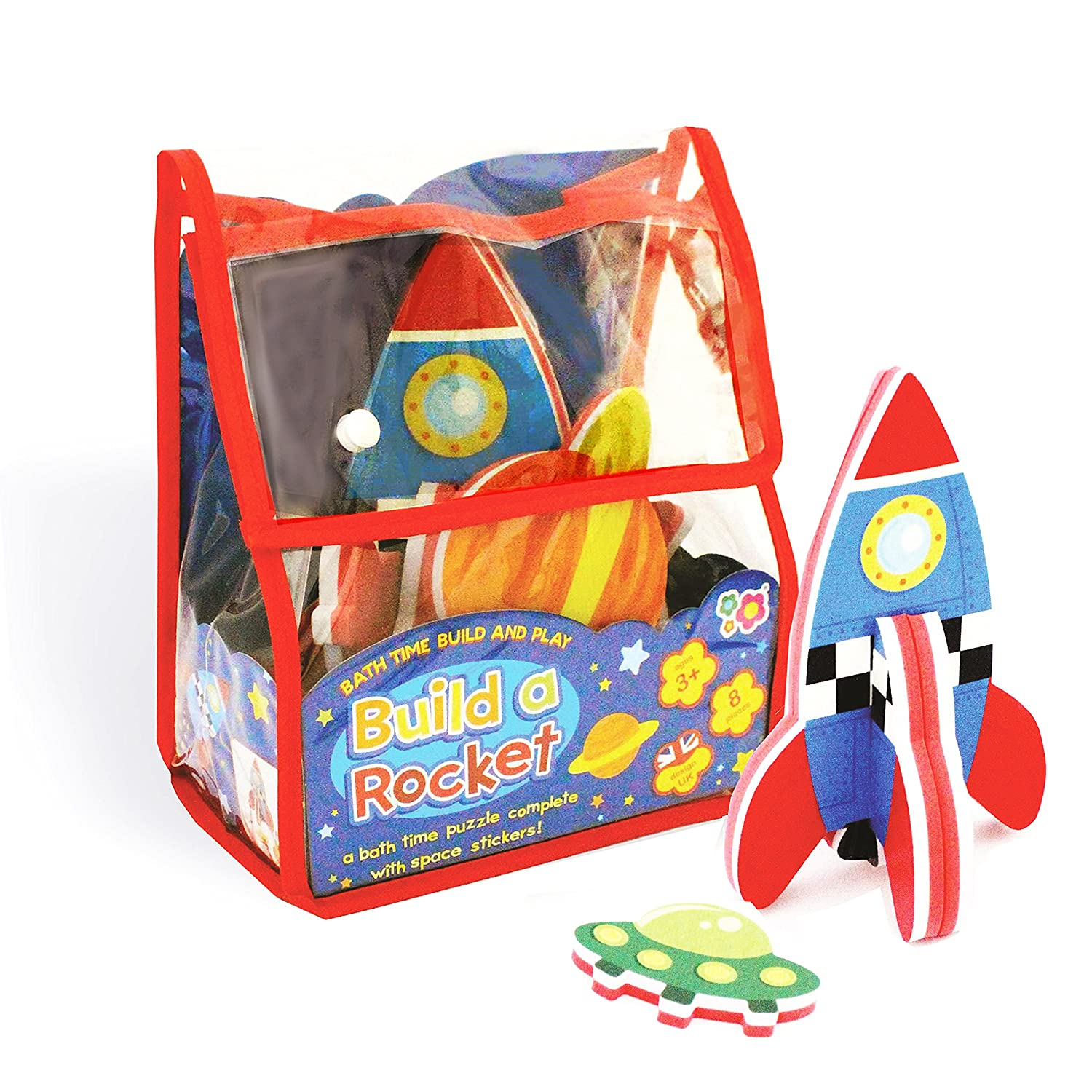 Meadow Kids Build a Rocket Bath Toy Meadow Kids Amazon