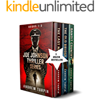 The Joe Johnson Thriller Series: Books 1-3 (The Joe Johnson Thriller Series Boxset 1)