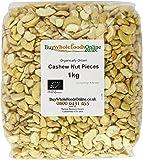Buy Whole Foods Organic Cashew Nut Pieces 1 Kg