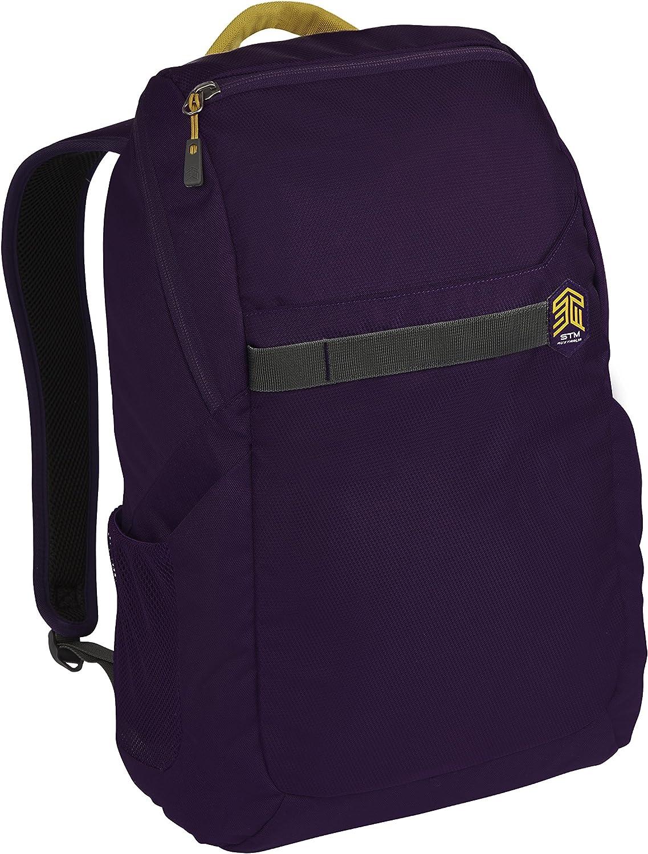 """STM Saga Backpack for Laptop, 15"""" - Royal Purple (stm-111-170P-53)"""