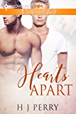 Hearts Apart: A New Adult British Romantic Comedy  (Streets Apart Book 2)