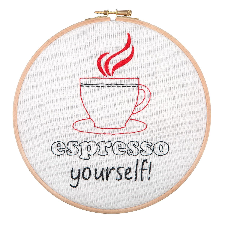 Anchor Espresso Yourself Multi, 20 x 20 cm