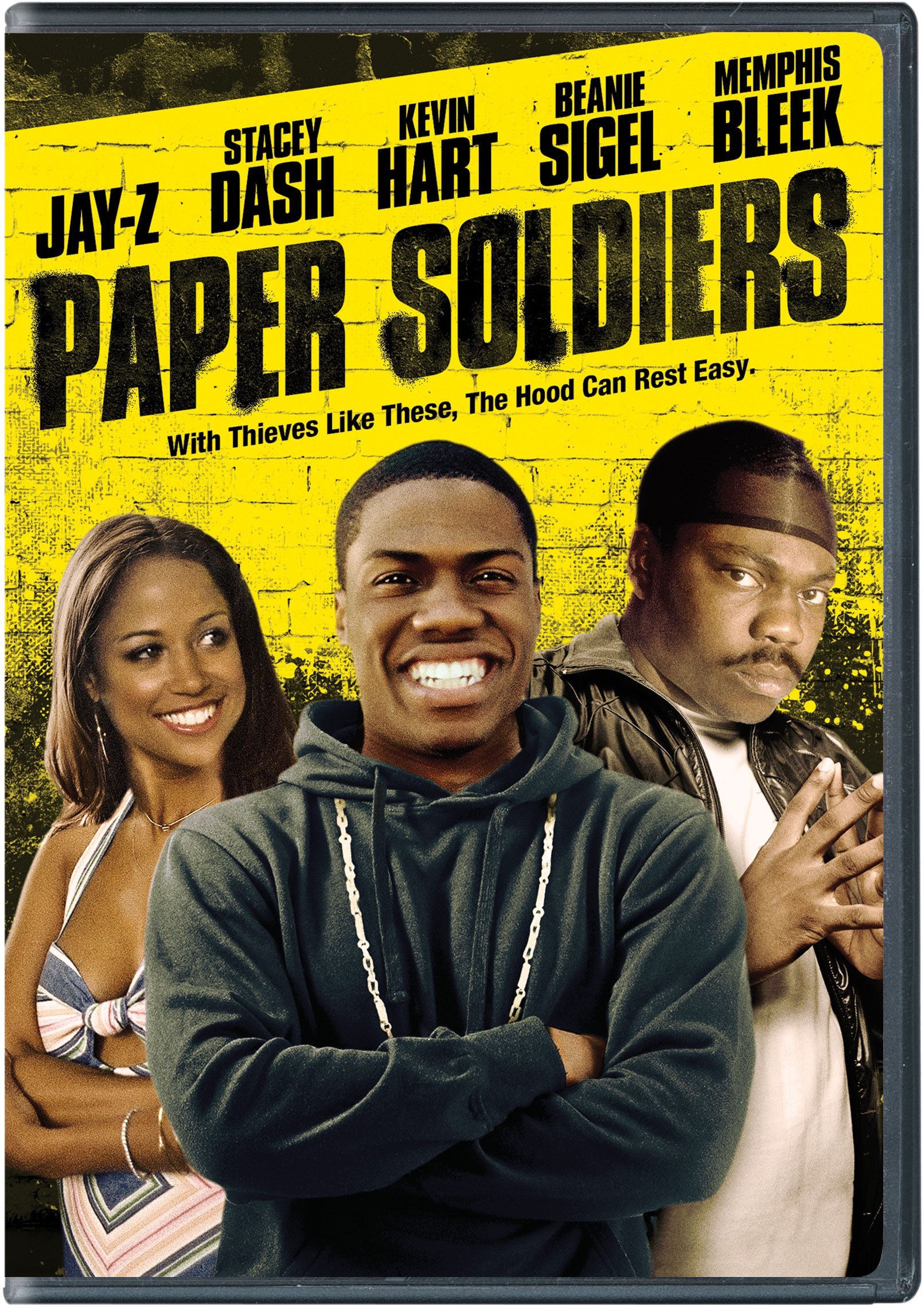 DVD : Paper Soldiers (Snap Case, Repackaged)
