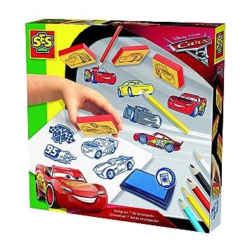 Creative Sellos 00918 Disney 3Amazon Ses es De Juego Cars 8knOwP0