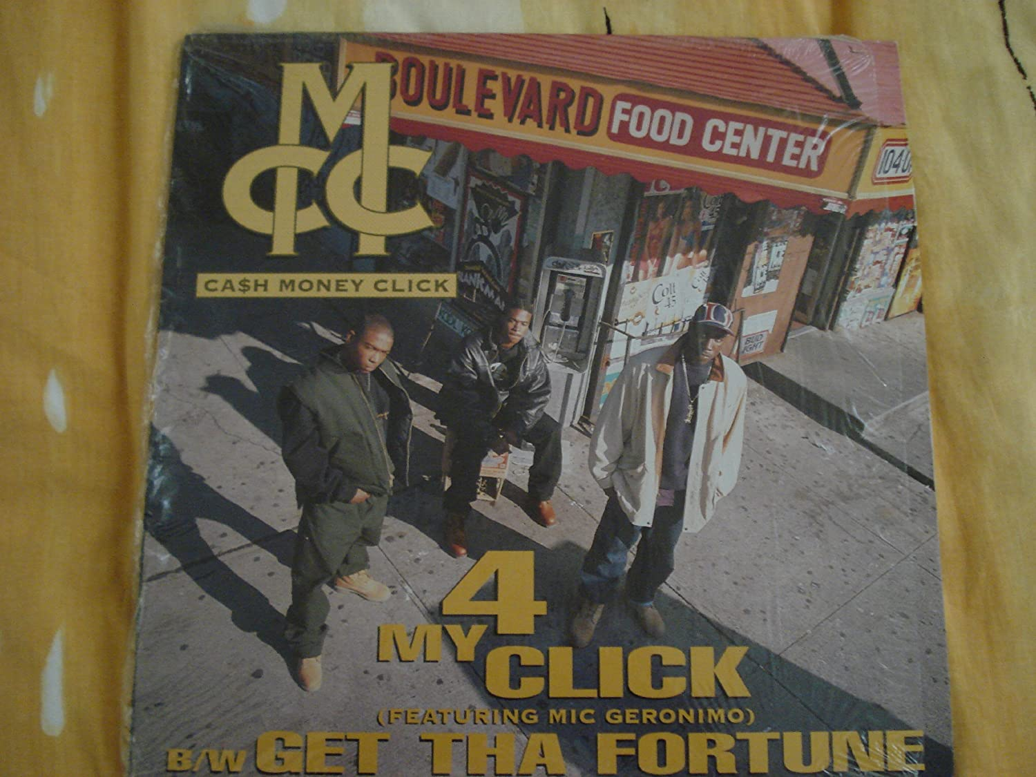 4 My Click / Get Tha Fortune [Analog]                                                                                                                                                                                                                                                    <span class=