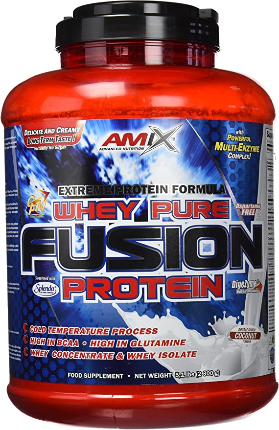 Amix Whey Pure Fusion 2,3 Kg Coco-Chocolate 2300 g
