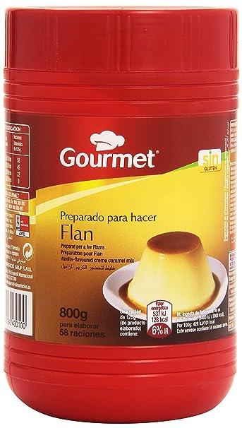 Gourmet - Preparado para hacer Flan - 800 g