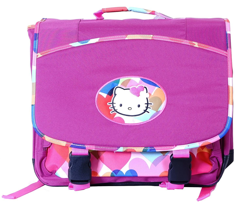 Hello Kitty Bolso escolar, Frambuesa (Morado) - HPS23081