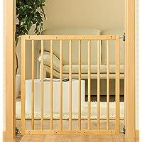 Puerta Reer de seguridad para niños con cerrojo