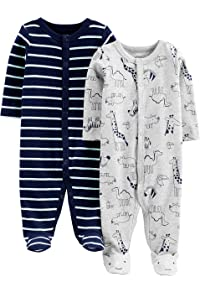db9b3809bc Bodysuits. Footies   Rompers Shop by category