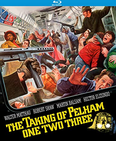 Taking of Pelham One Two Three (42nd Anniversary Special Edition) [Blu-ray]