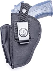 OutBags USA NSC16 Nylon OWB Outside Pants Carry Holster w/Mag Pouch. Family Owned & Operated. Made in USA