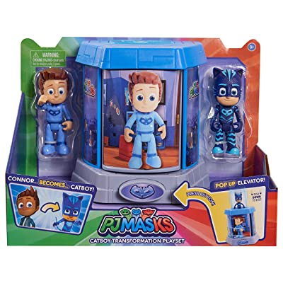 PJ Masks Transforming Figures - Catboy: Toys & Games