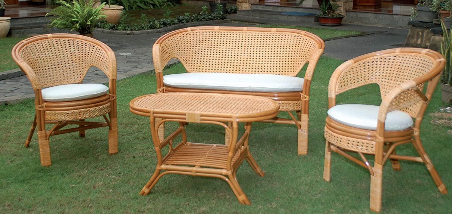 Divani In Rattan Da Interno.Divani In Midollino Per Interni Pacific Salotto Offerta Uac With
