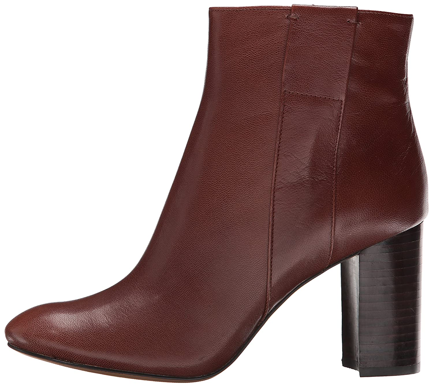 Nine West Womens Whynot Leather Boot