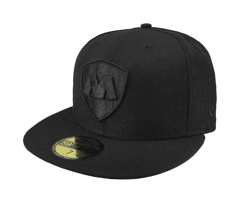 New Era 59Fifty Hat Rayados De Monterrey Liga Mexicana Black Fitted Cap at  Amazon Men s Clothing store  87bcdeec0a0