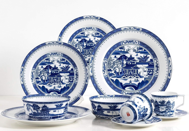 American made dinner ware - Pangu handmade 10 pieces set