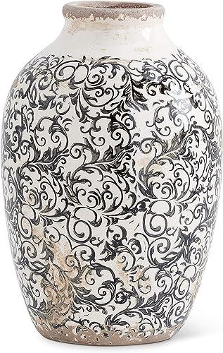 K K Interiors Ceramics, Black White