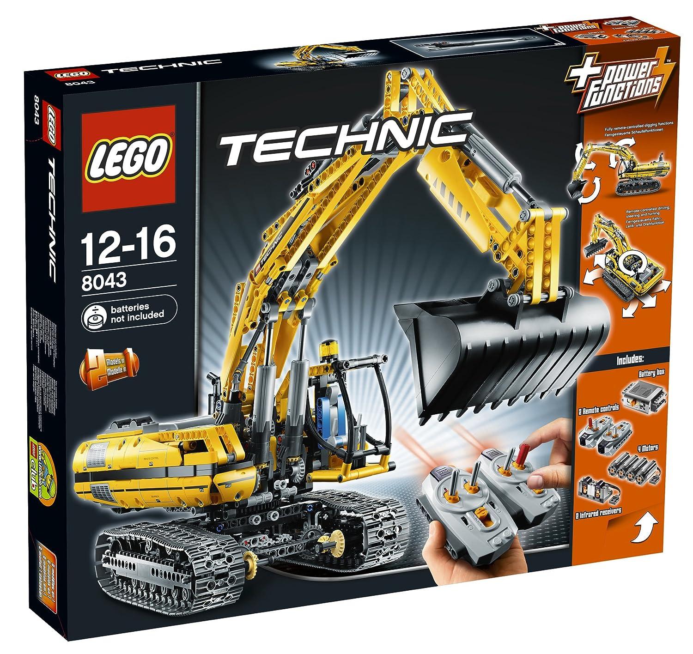 LEGO Technic Grúa motorizada con contro remoto